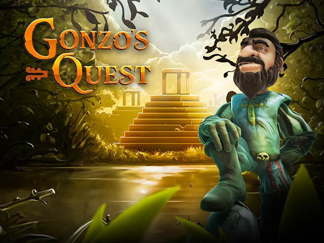 Video slotu spēle Gonzo's Quest